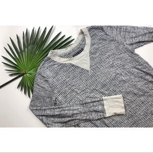 [Abercrombie & Fitch] Striped Long Sleeve